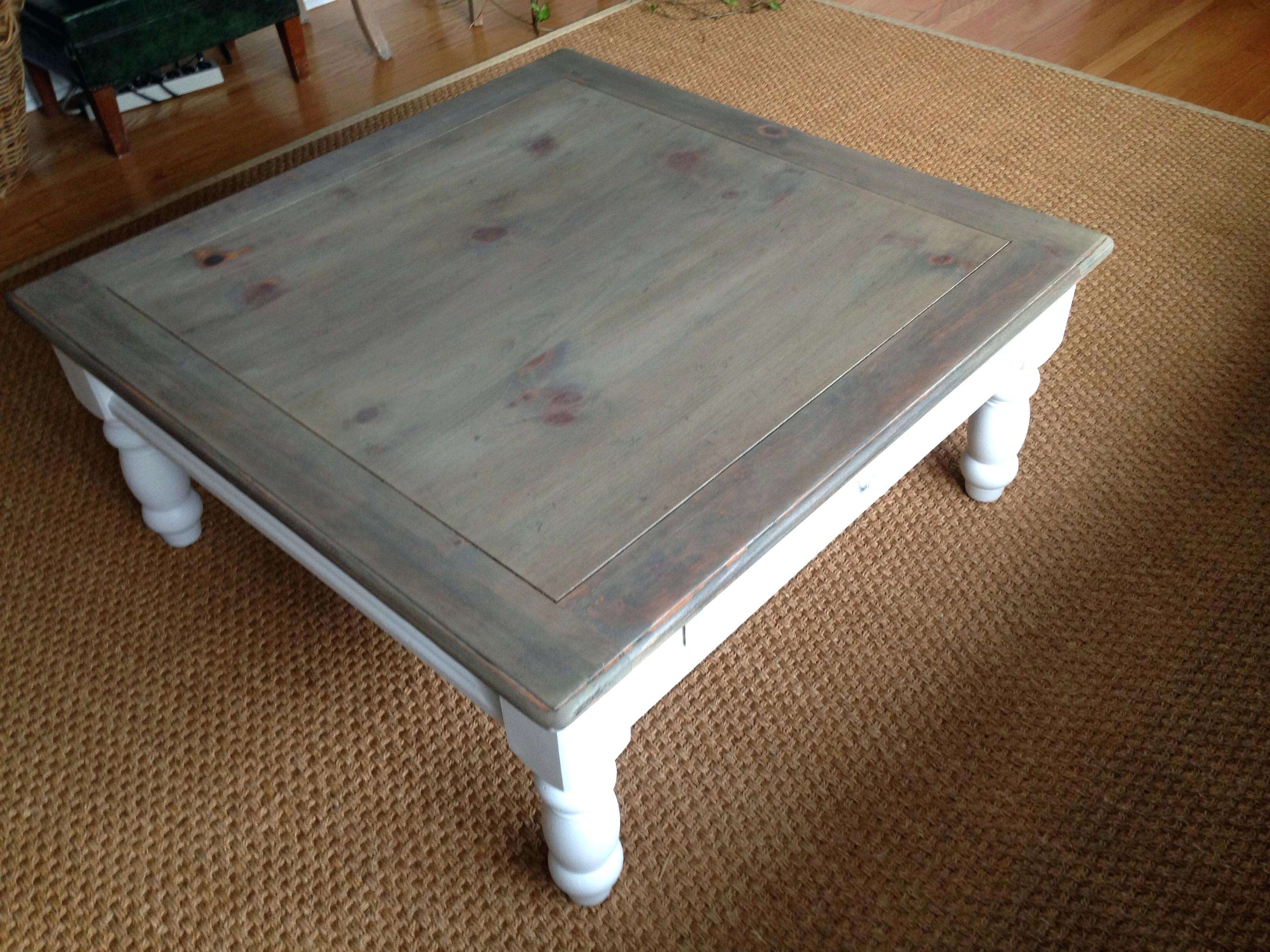 Gray Wash Coffee Table Ideal For Living Room Beautiful White Regarding Preferred Grey Wash Coffee Tables (View 11 of 20)