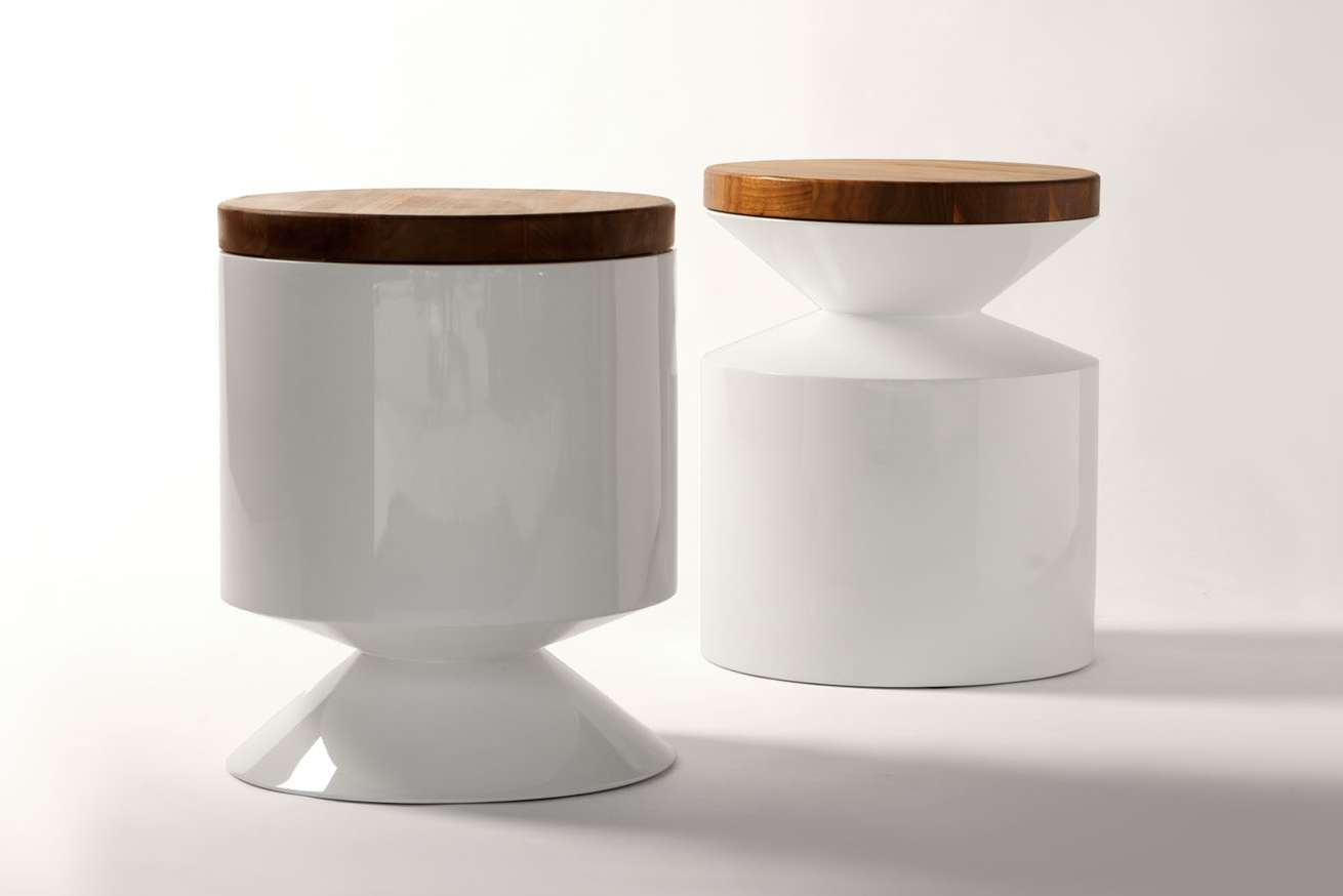 Griffin Stool/ Side Table Within Preferred Griffin Coffee Tables (View 13 of 20)