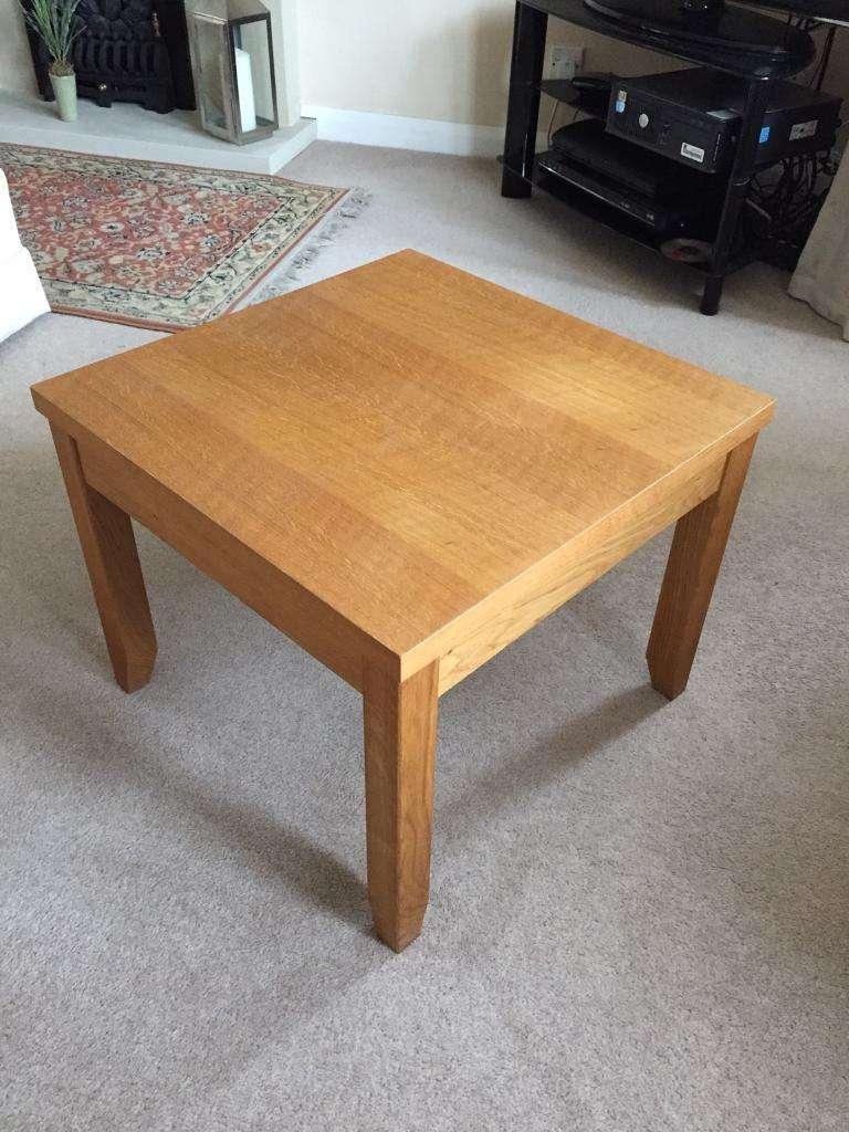 Gumtree Intended For Best And Newest Oak Veneer Coffee Tables (View 15 of 20)