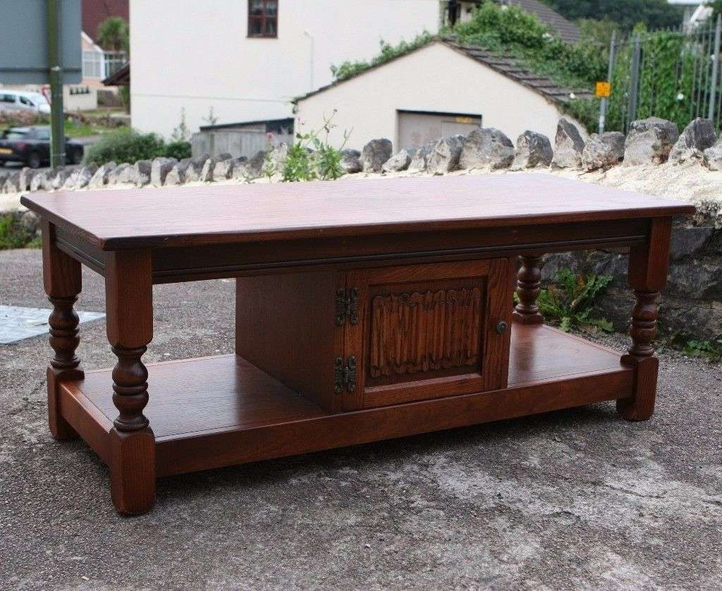 Gumtree Intended For Well Known Dark Oak Coffee Tables (View 11 of 20)