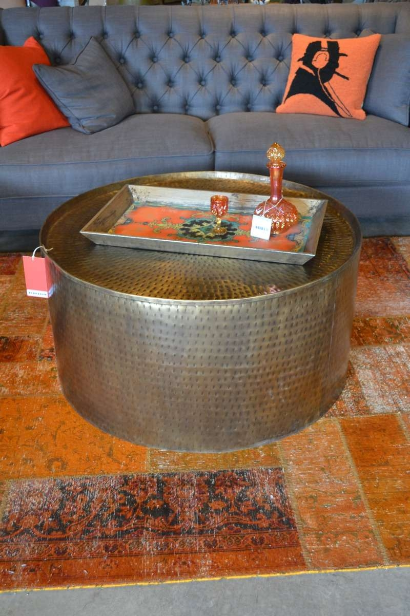 Hammered Coffee Table Tray : Beblincanto Tables – Hammered Coffee Throughout 2018 Hammered Silver Coffee Tables (View 8 of 20)