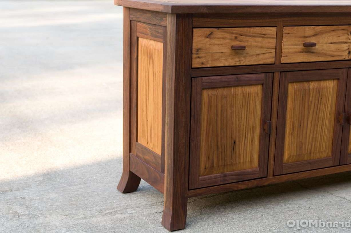 Hand Crafted Solid Wood Sideboards/hutchesbrandmojo Interiors In Real Wood Sideboards (View 6 of 20)