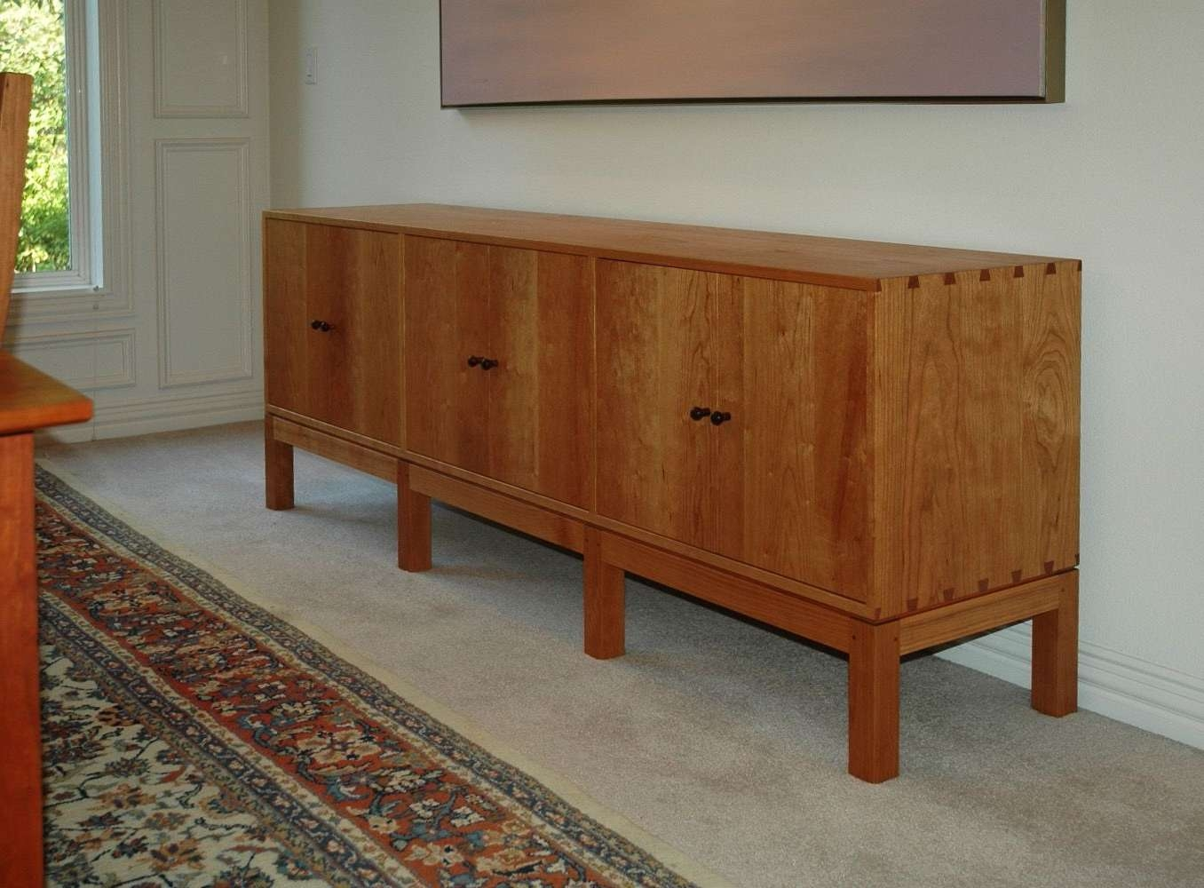 Handmade Cherry Sideboard : Rocket Uncle – Cherry Sideboard Decor Regarding Sideboards Decors (Gallery 5 of 20)