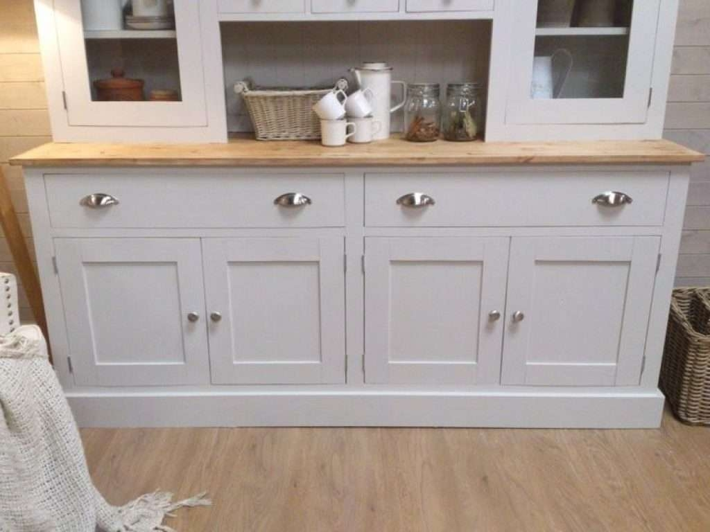 Handmade Painted 6ft Welsh Dressers & Sideboards Welsh Dresser Regarding Second Hand Dressers And Sideboards (View 20 of 20)