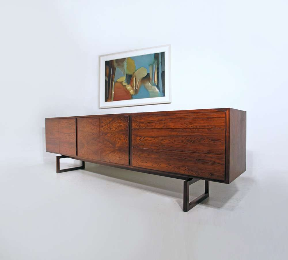 Hayloft Mid Century Sideboards Throughout Long Sideboards (View 4 of 20)