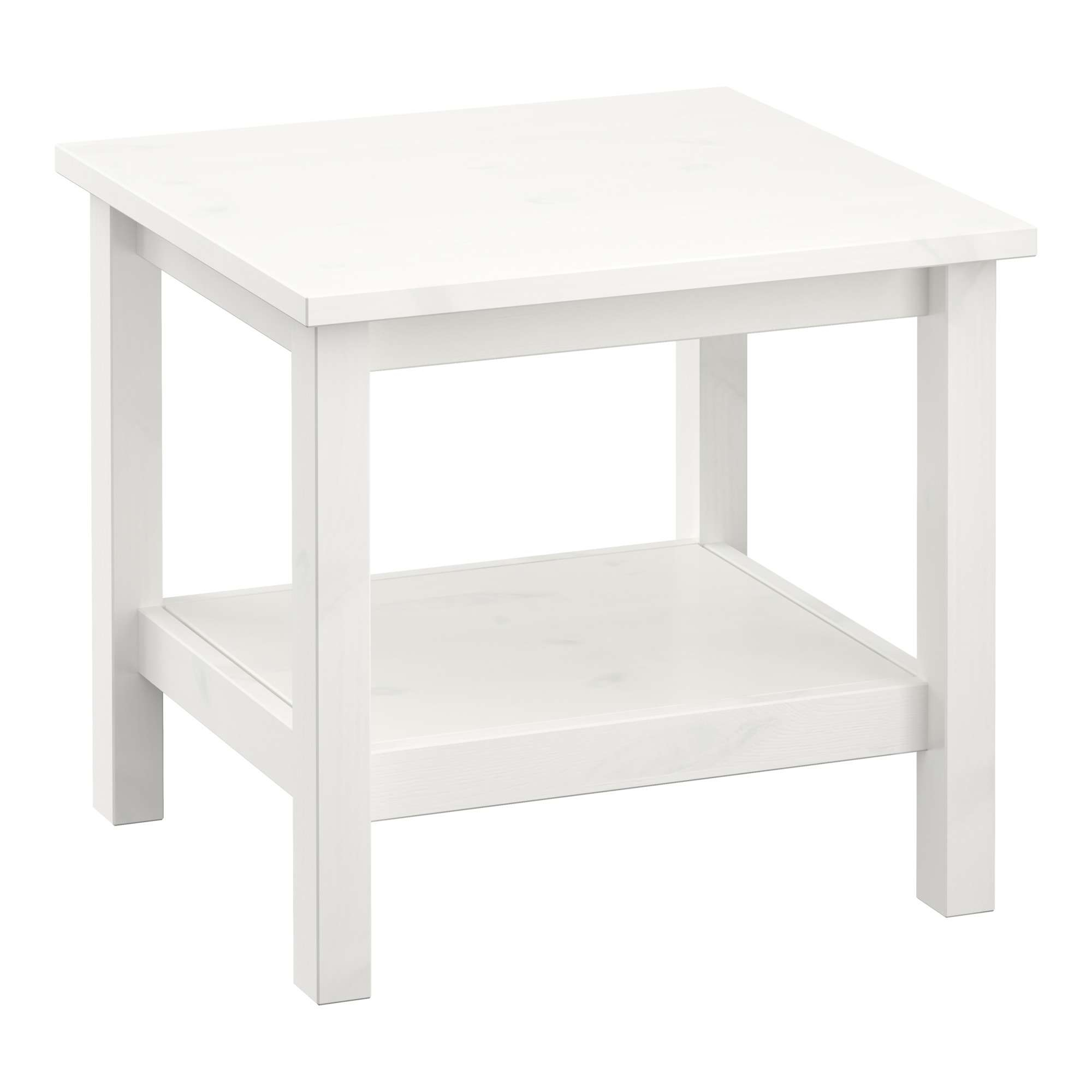 Hemnes Side Table – Black Brown – Ikea Regarding Preferred Coffee Tables And Side Table Sets (View 9 of 20)