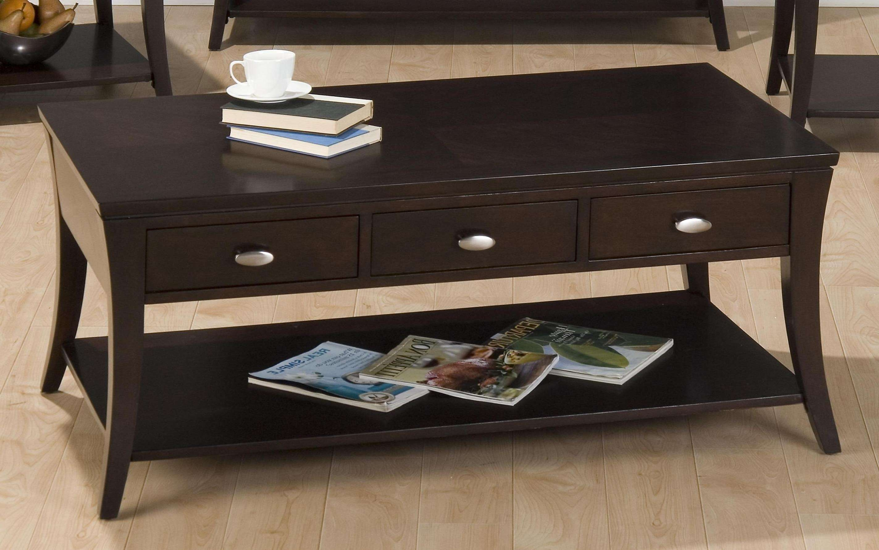 Here's What People Are Saying About Coffee Table Espresso Pertaining To Widely Used Espresso Coffee Tables (Gallery 3 of 20)