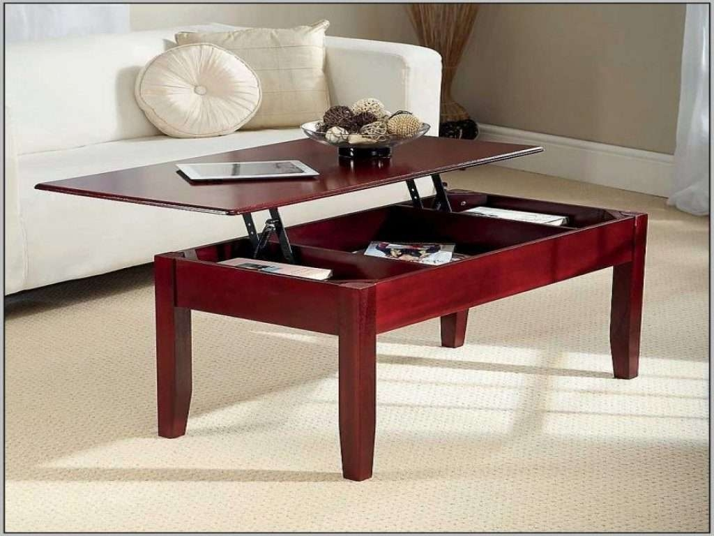 Home ~ Lift Top Coffee Table Ikea Inspirational Raise Up End Intended For 2017 Raise Up Coffee Tables (Gallery 17 of 20)