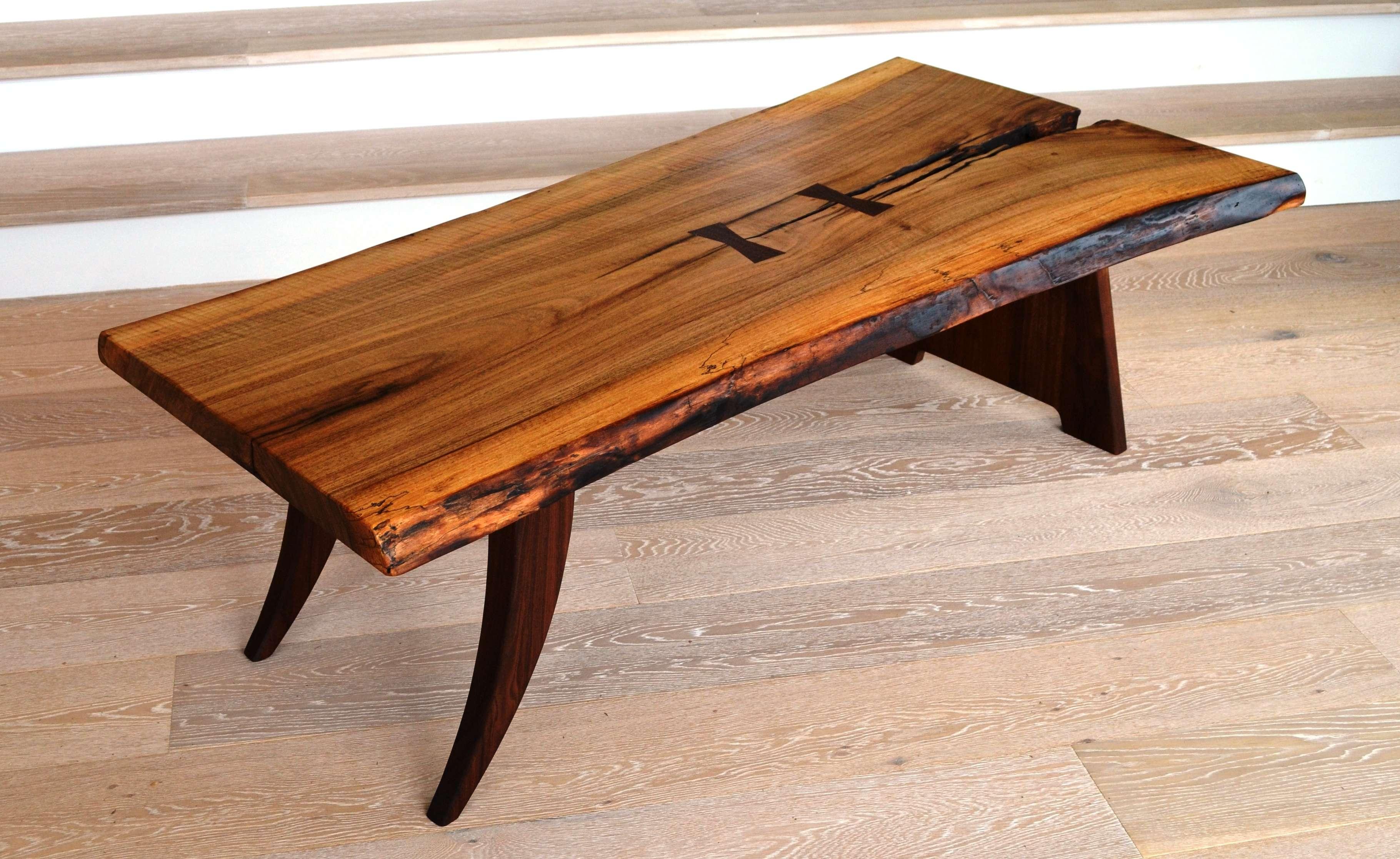 Homenovogratz – Live Edge Coffee Table – Greenwood Bay Regarding Trendy Live Edge Coffee Tables (View 6 of 20)