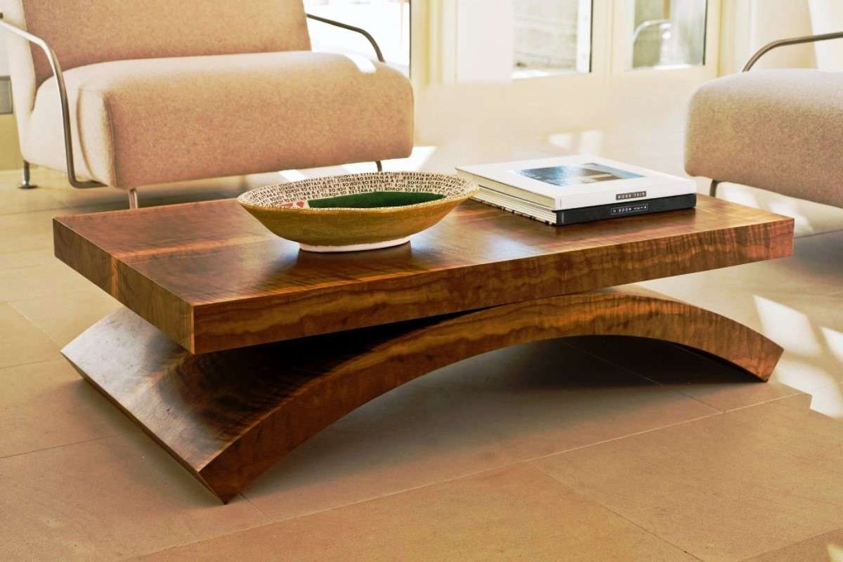 How To Give Style On Unique Coffee Tables – Midcityeast Regarding Latest Unique Coffee Tables (View 12 of 20)