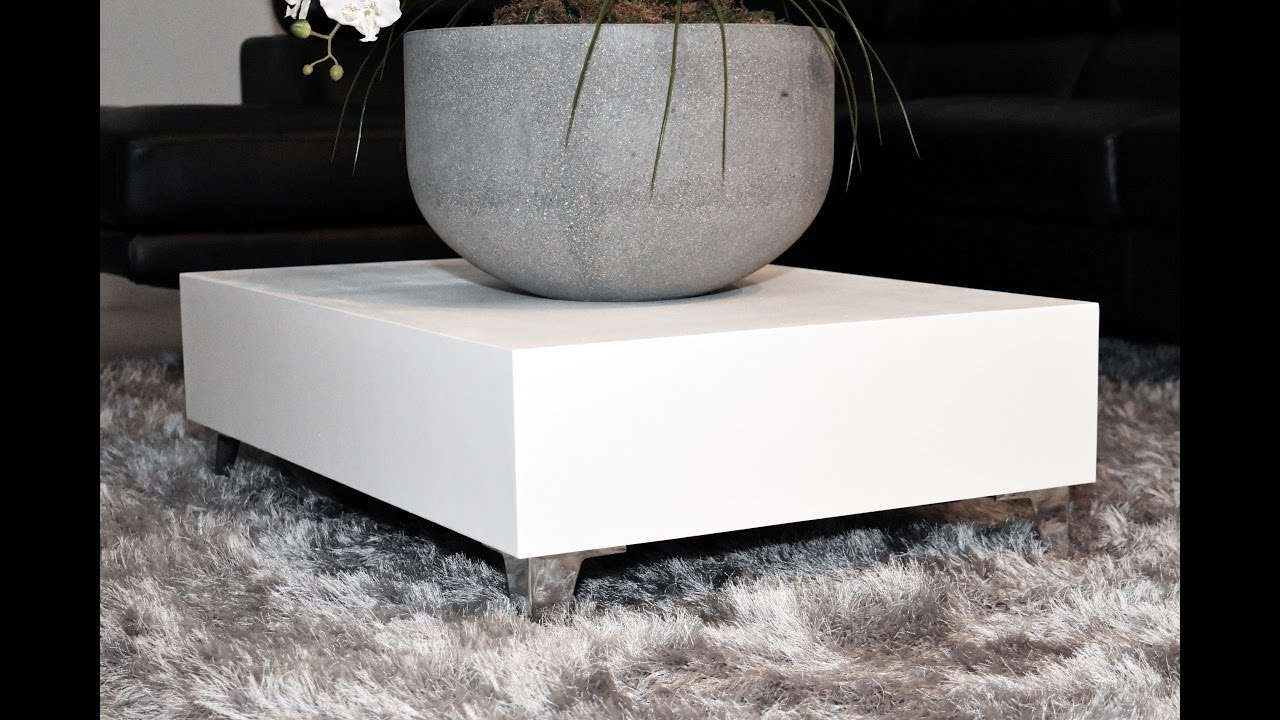 How To Make – Youtube Within Most Recent Low Height Coffee Tables (View 20 of 20)