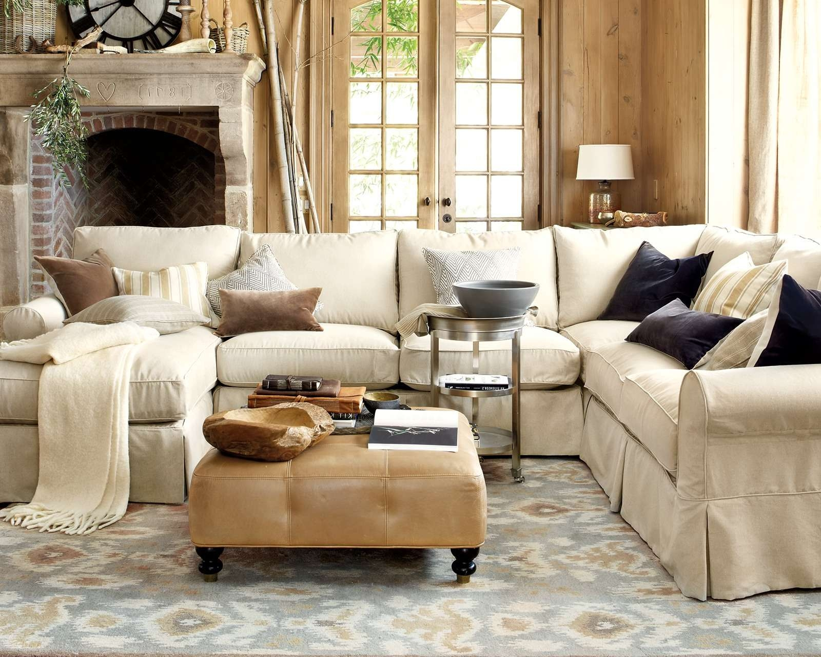 How To Match A Coffee Table To Your Sectional – How To Decorate In Well Known Coffee Table For Sectional Sofa (View 8 of 20)