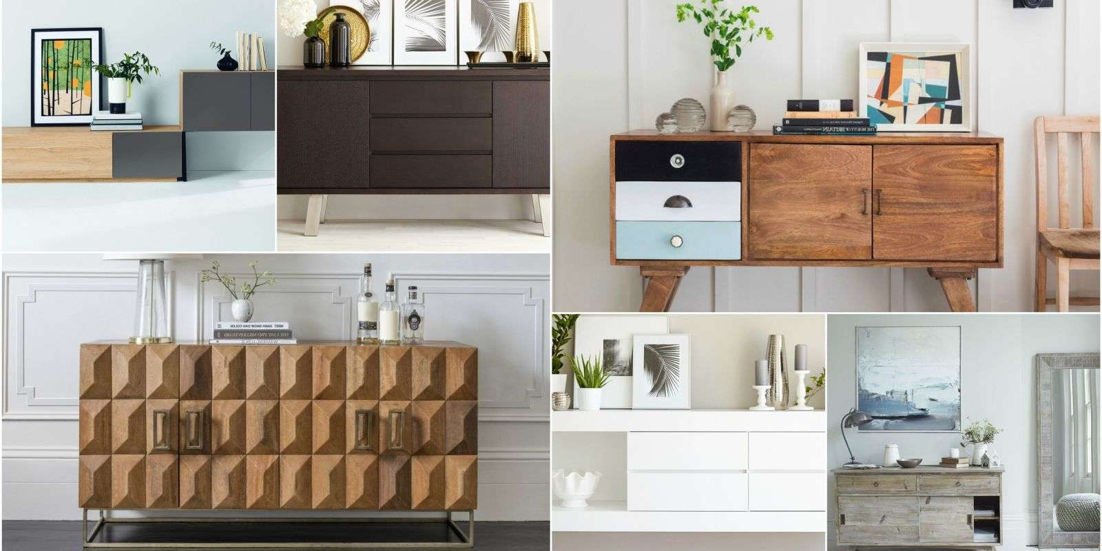 How To Style Your Sideboard Pertaining To Quirky Sideboards (View 6 of 20)