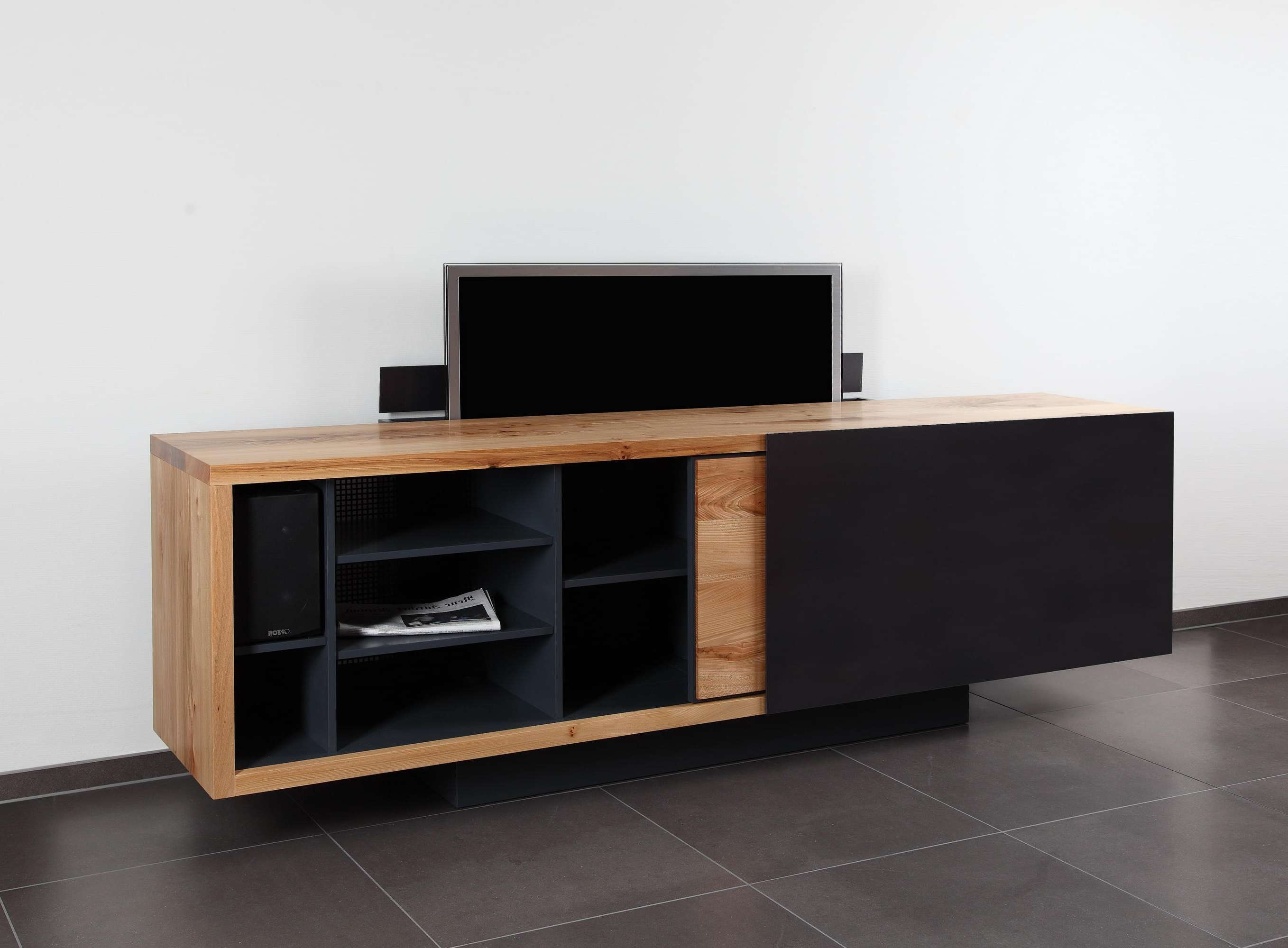 Ign. B2. Tv. Sideboard. – Multimedia Sideboards From Ign (View 8 of 20)