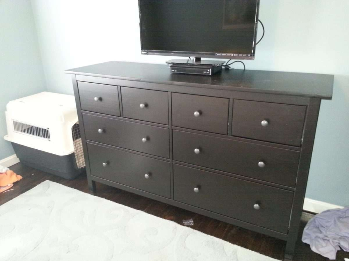Ikea Hemnes Assembly – Atlanta, Charlotte And Miami – Ikea Certified Within Ikea Hemnes Sideboards (View 19 of 20)