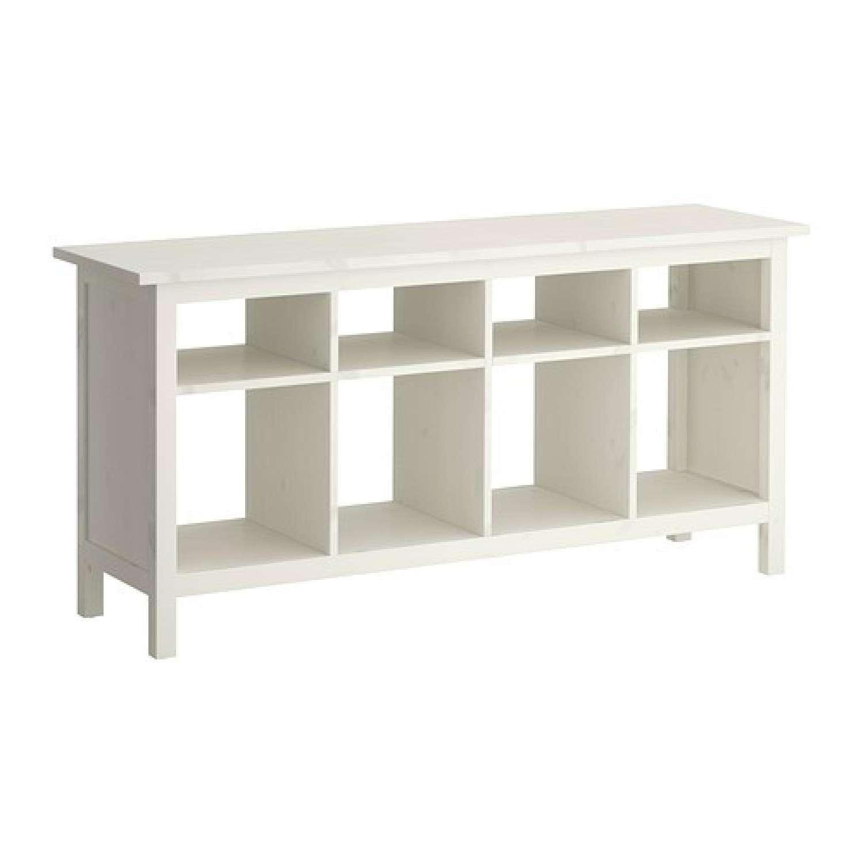 Ikea Hemnes Console Table – Aptdeco For Ikea Hemnes Sideboards (View 15 of 20)