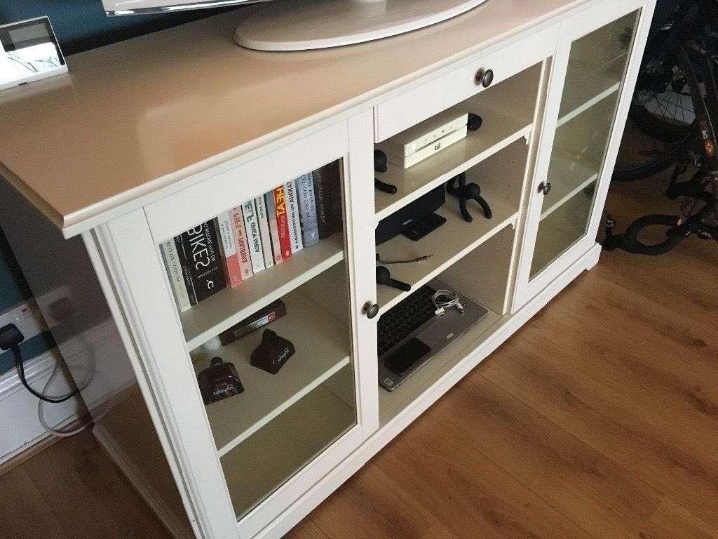 Ikea Liatorp Sideboard (Already Built!) | In Jordanhill, Glasgow Regarding Liatorp Sideboards (View 5 of 20)