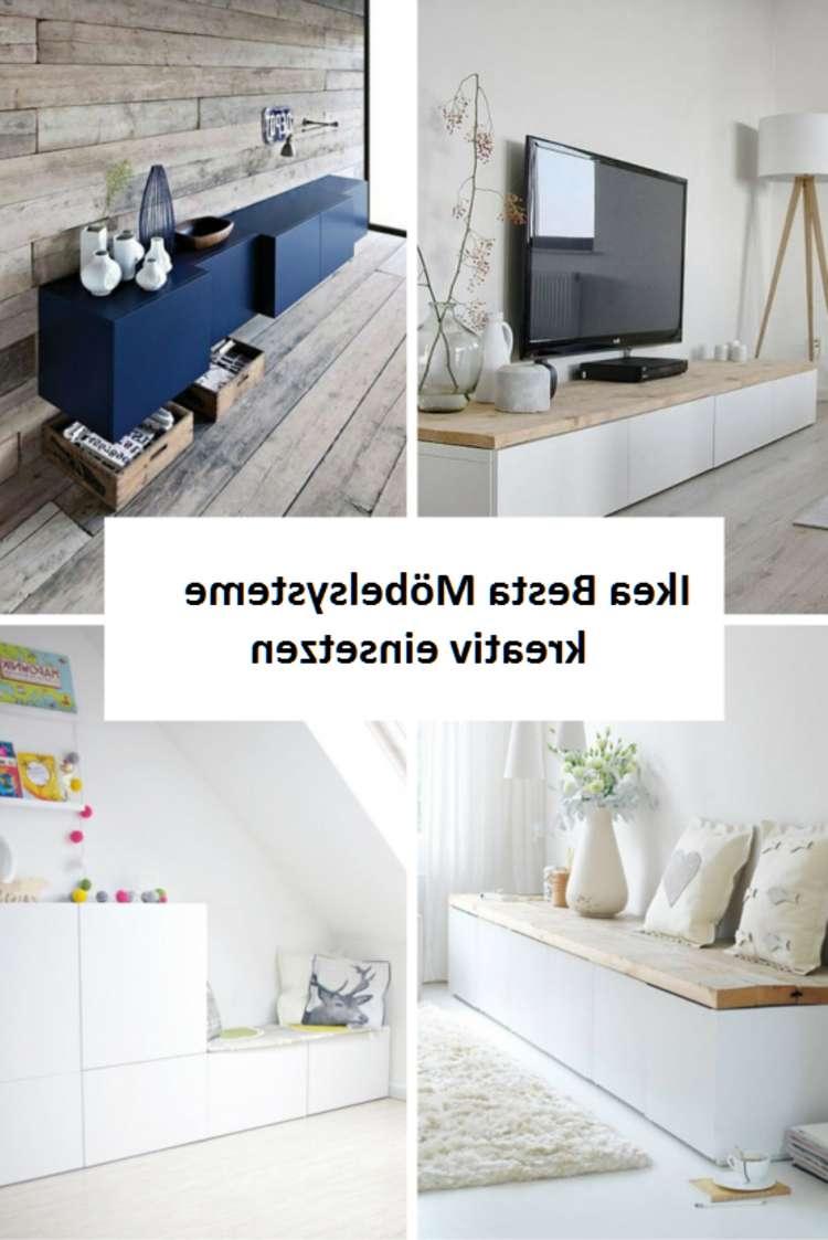 Ikea Sideboard Besta Besta Shelf Furniture With Ikea Besta Sideboards (View 12 of 20)