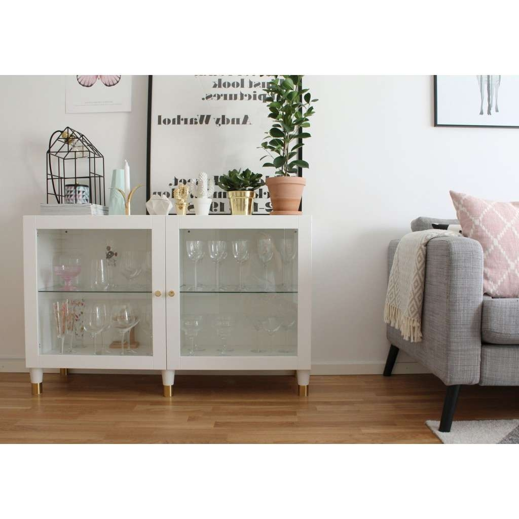 Ikea Sideboard Besta Coffee Table Uk Furniture Within Sideboards Gallery 19 Of