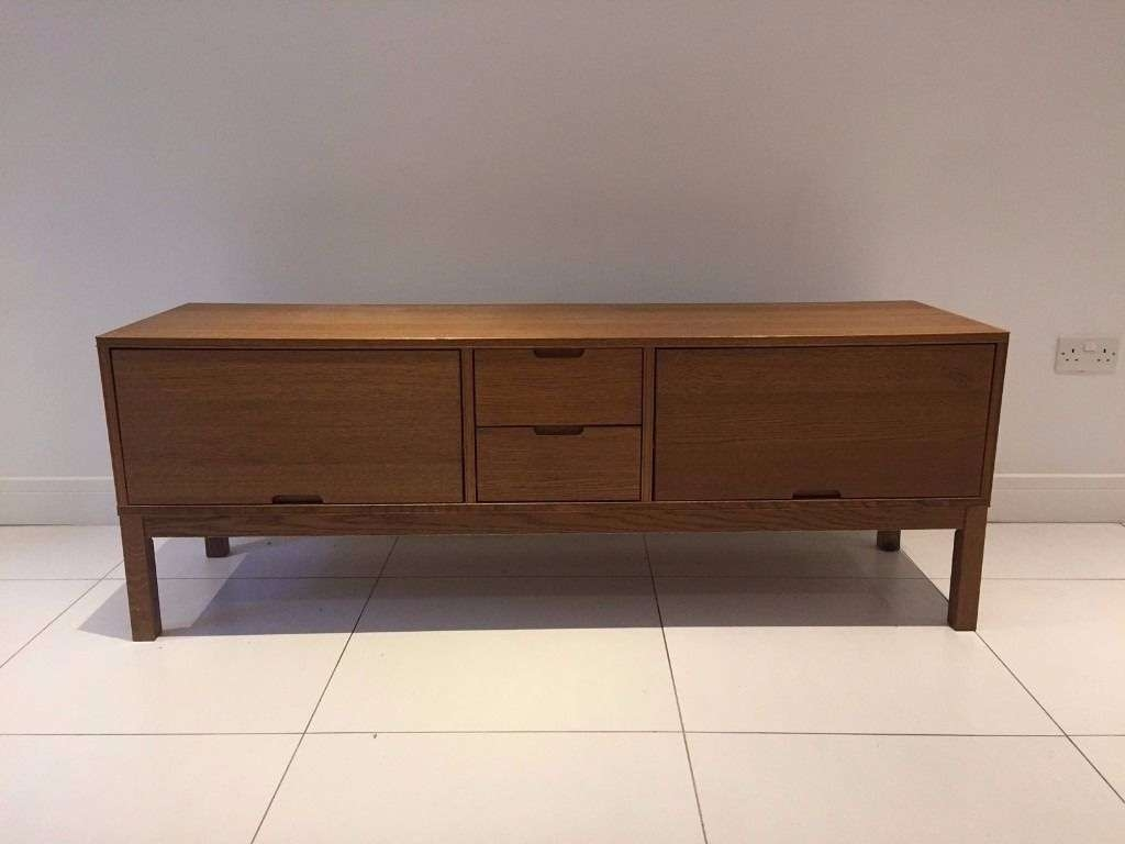 Ikea Stockholm Tv Bench £60 | In Hornsey, London | Gumtree With Ikea Stockholm Sideboards (Gallery 18 of 20)