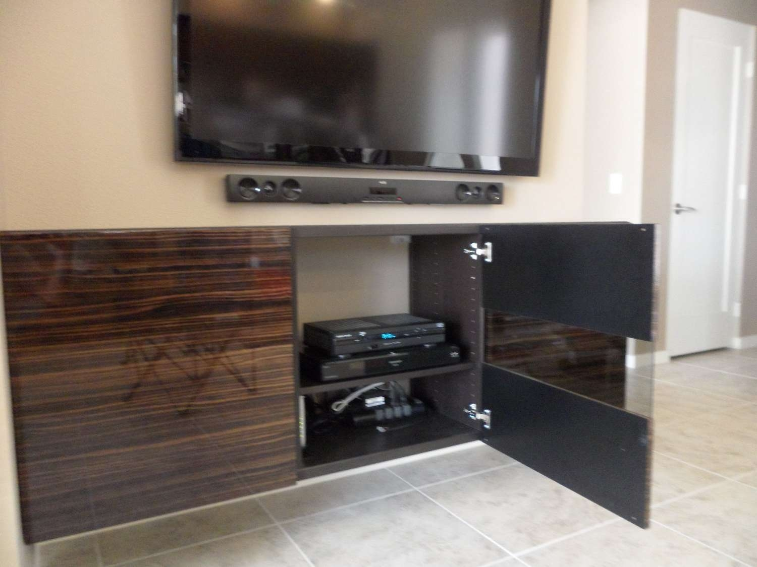 Ikea Tv Stand With Glass Doors Images – Doors Design Ideas In Wall Mounted Tv Cabinets Ikea (Gallery 14 of 20)