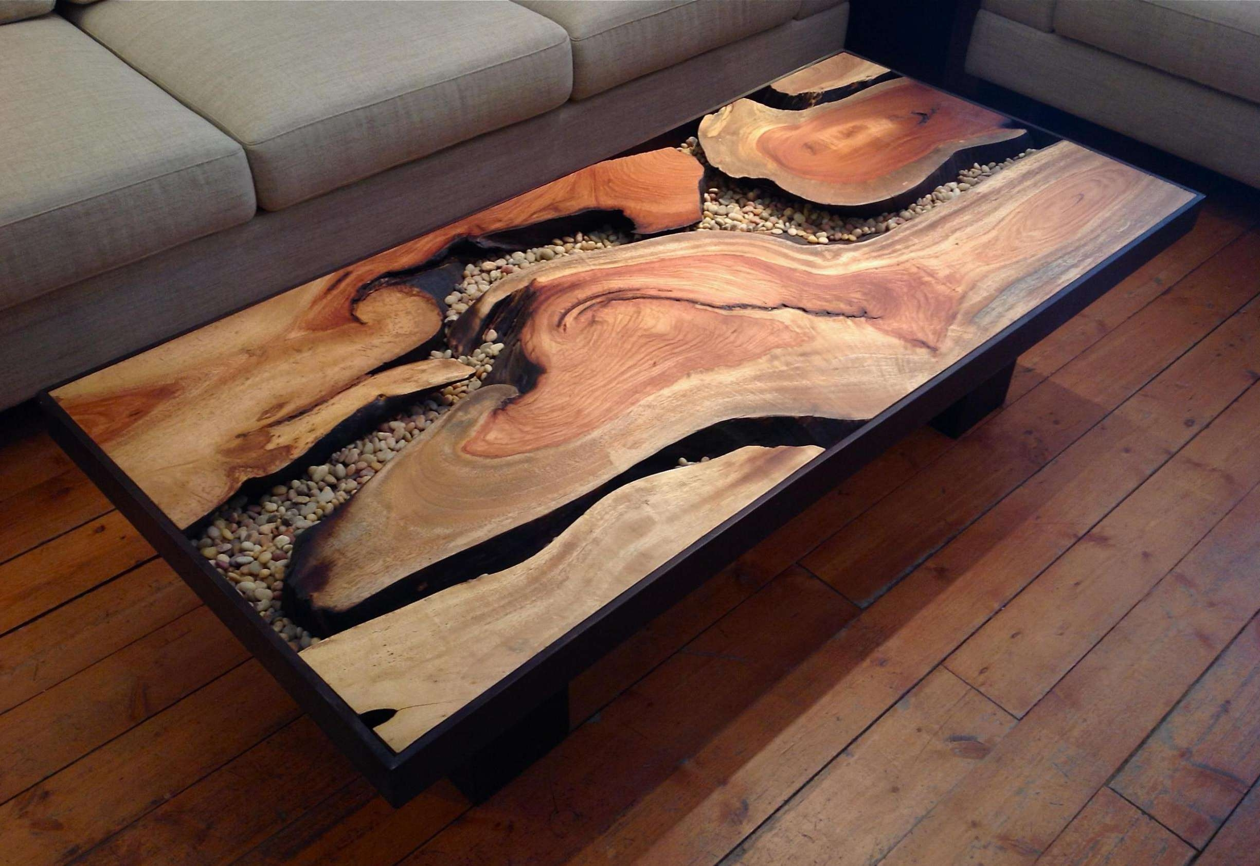 Image Of Tree Stump Coffee Table On Ellen Wood Stump Table With Regard To 2017 Tree Trunk Coffee Table (View 2 of 20)
