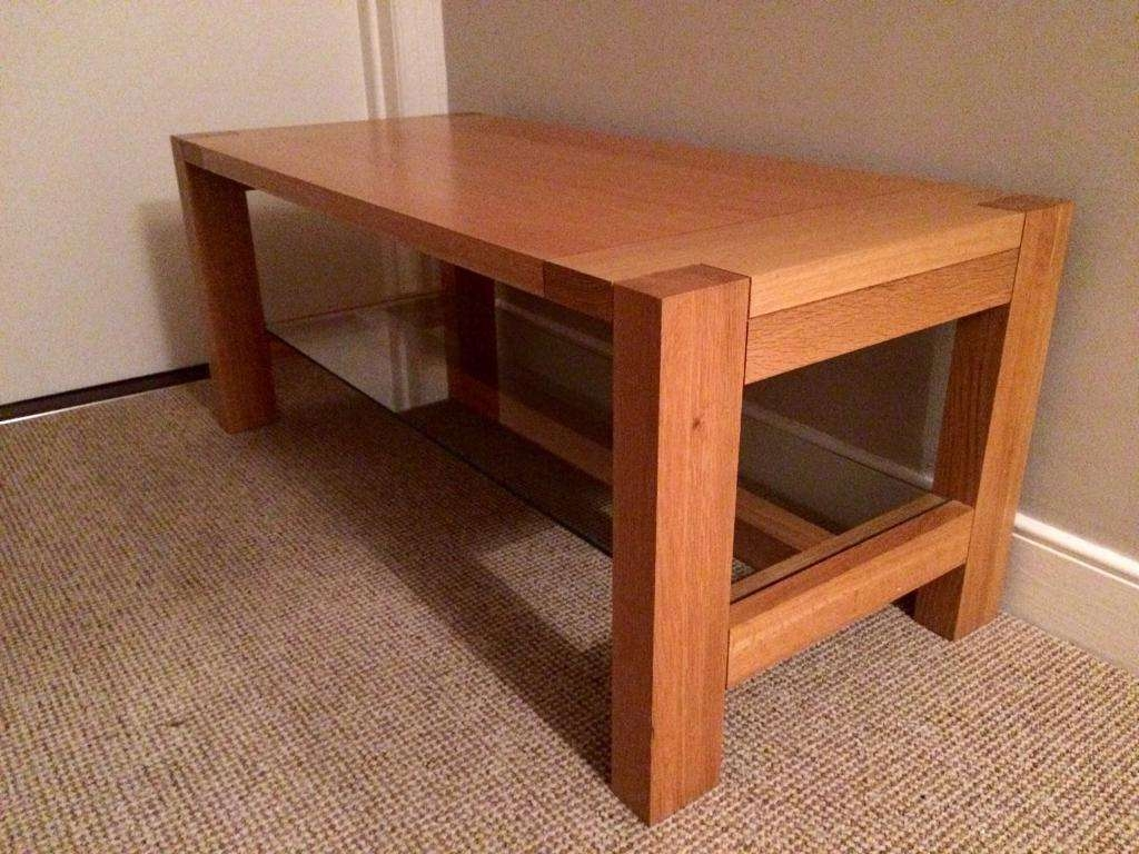 Immaculate M&s Sonoma Oak Coffee Table (Gallery 3 of 20)