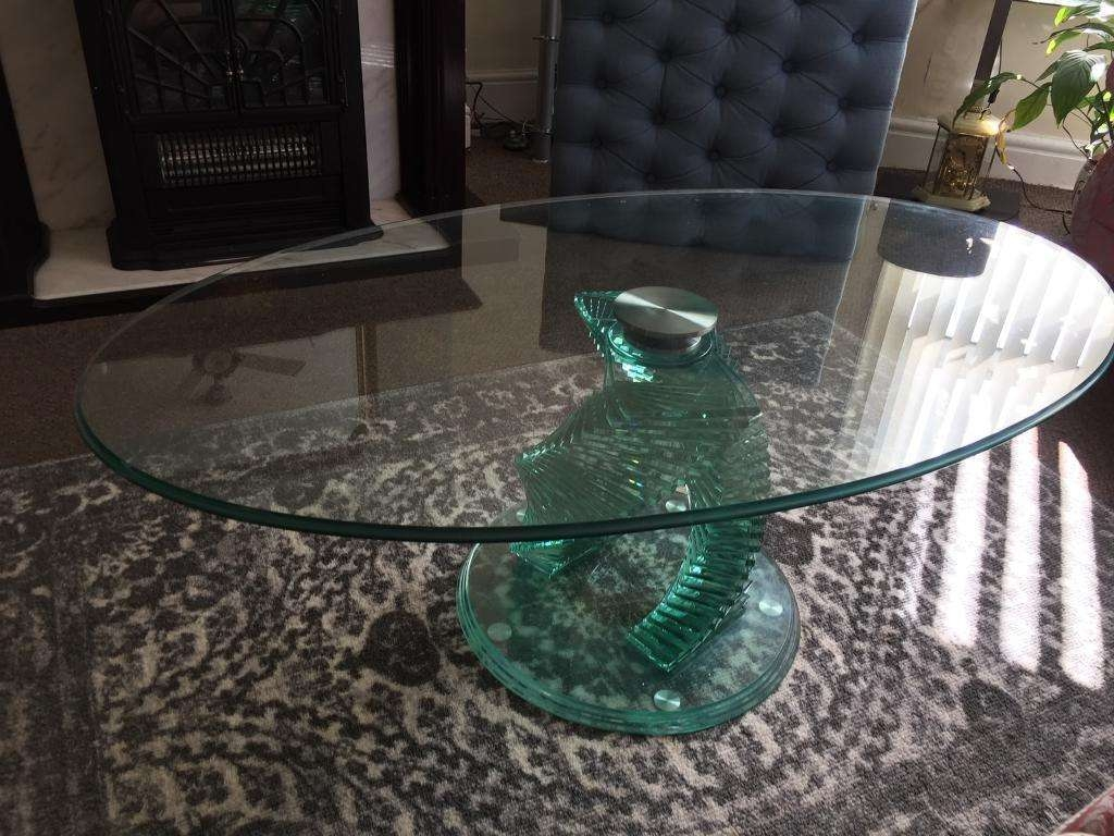 In Liverpool City Centre, Merseyside Inside Most Recent Spiral Glass Coffee Table (View 8 of 20)