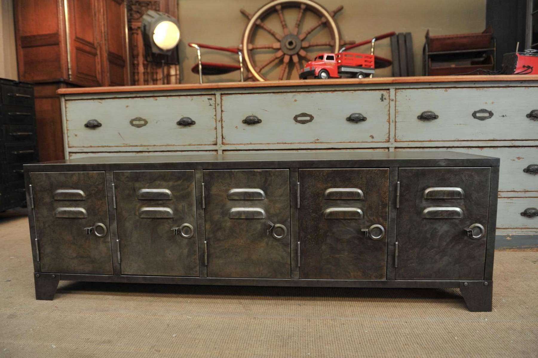 Sideboard Industrial 20 best collection of industrial sideboards