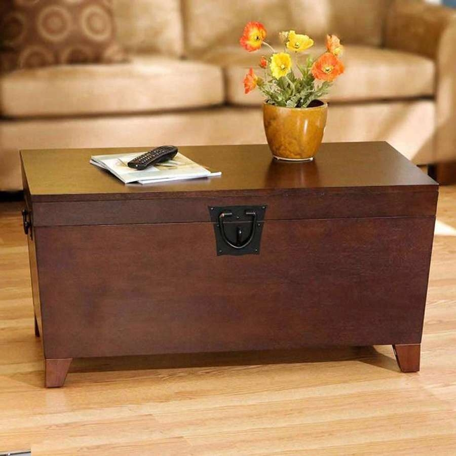 Interessant Wooden Chest Coffee Table Uk Modern Tables Ideas Trunk Intended For Most Recent Dark Wood Chest Coffee Tables (View 6 of 20)
