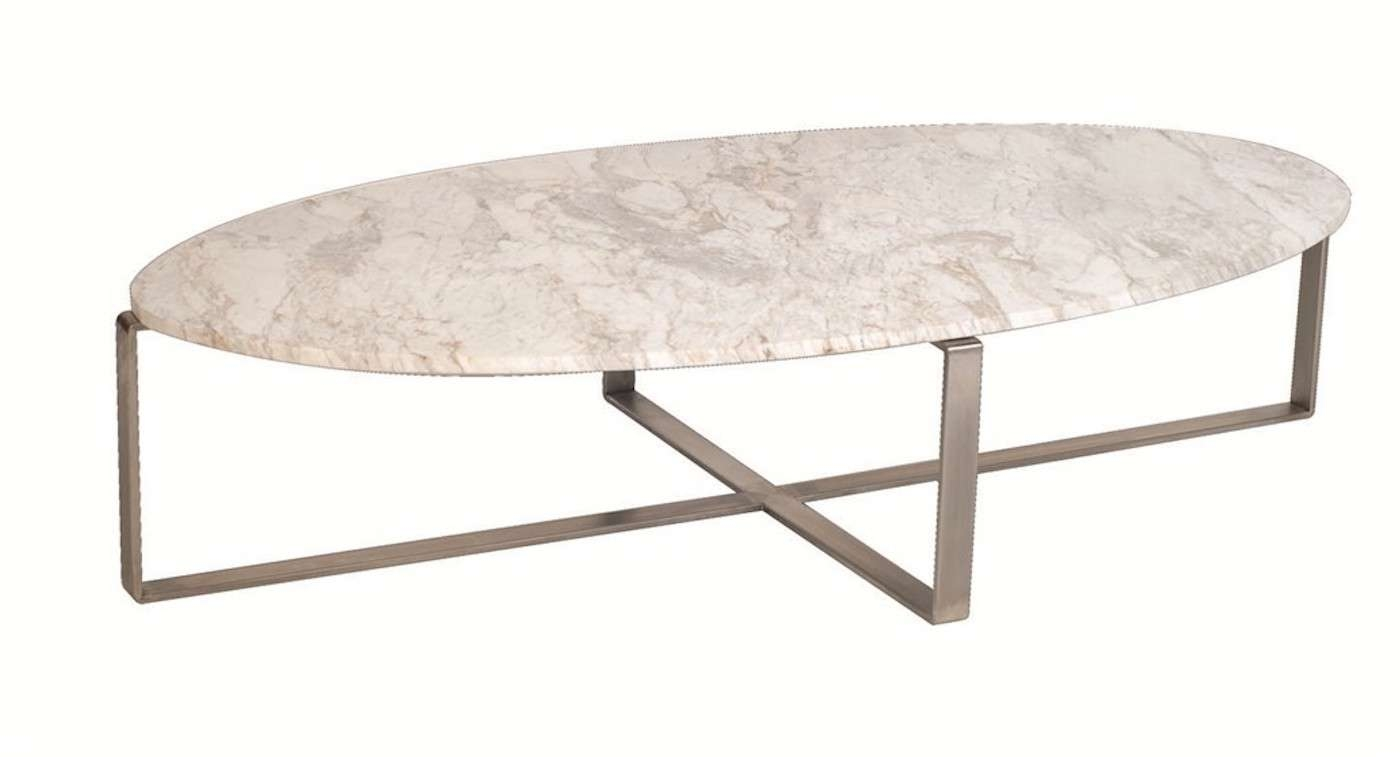 Interesting Oval Marble Coffee Table – Oblong Coffee Table, Oval Throughout Fashionable Oblong Coffee Tables (View 12 of 20)