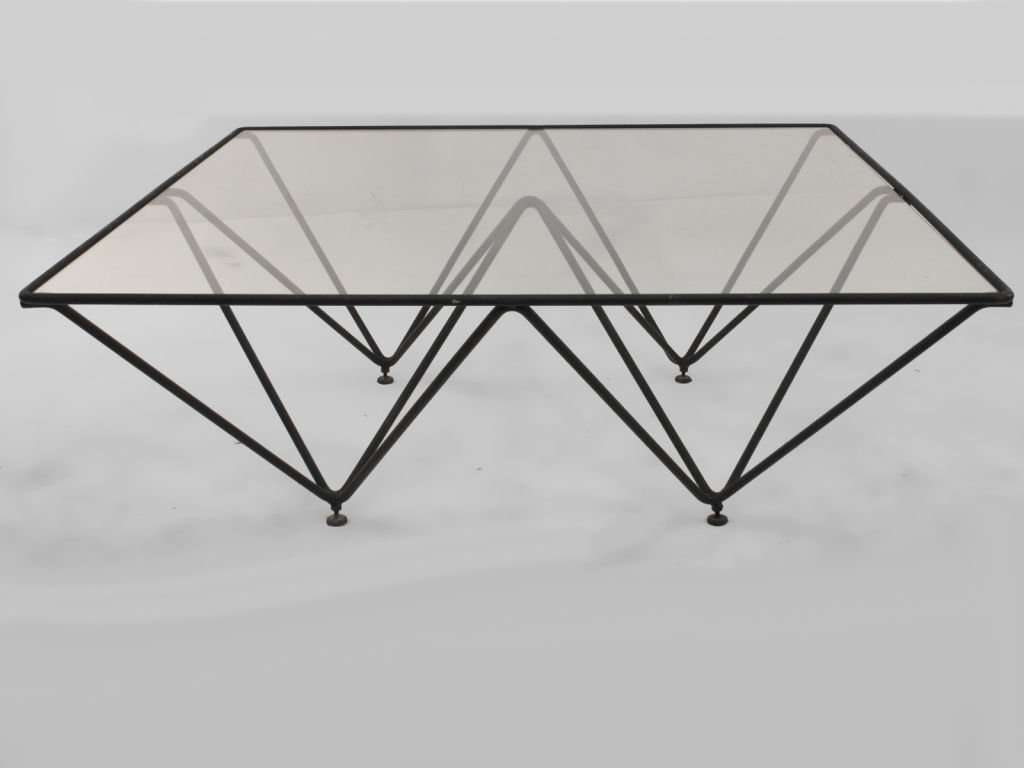 Iron Glass Coffee Table For Best And Newest Iron Glass Coffee Table (View 12 of 20)