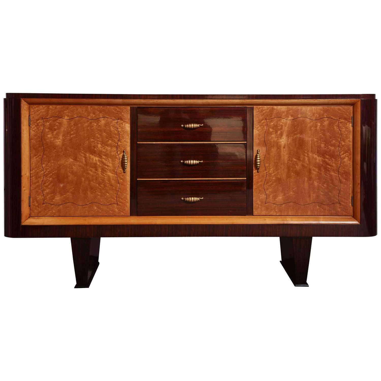 Italian Origin Art Deco Sideboard | Modernism In Art Deco Sideboards (Gallery 3 of 20)