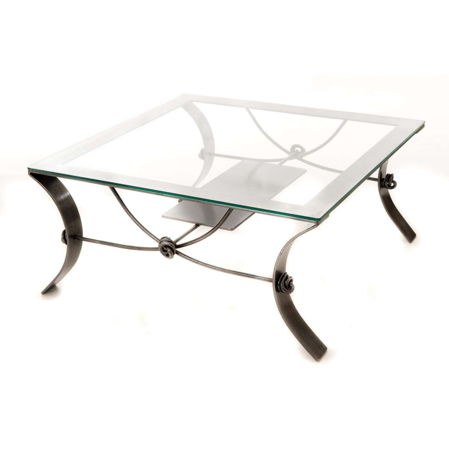 Jacobean Coffee Table In Hand Forged In Most Current Jacobean Coffee Tables (Gallery 20 of 20)