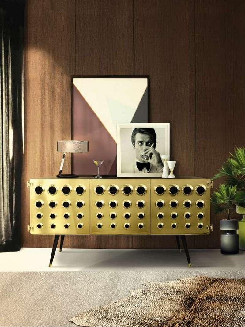 Jaw Dropping Sideboards For A Bespoke Living Room Design With Regard To Magic Sideboards (View 23 of 24)