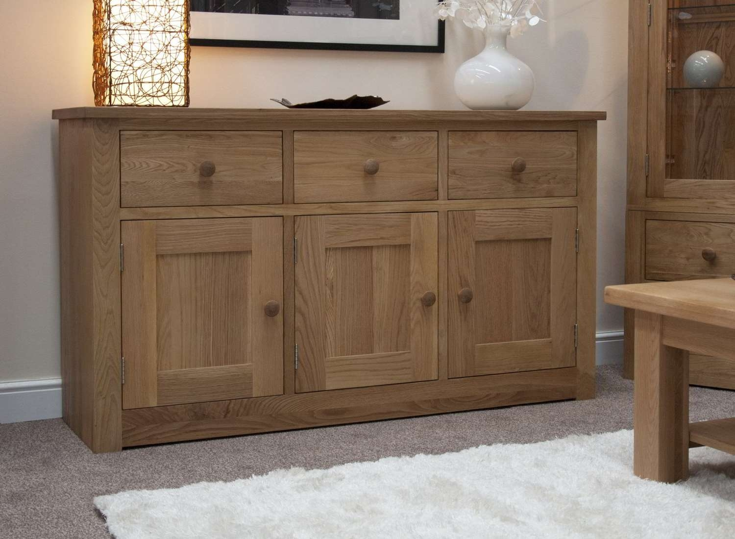 20 The Best Solid Oak Sideboards