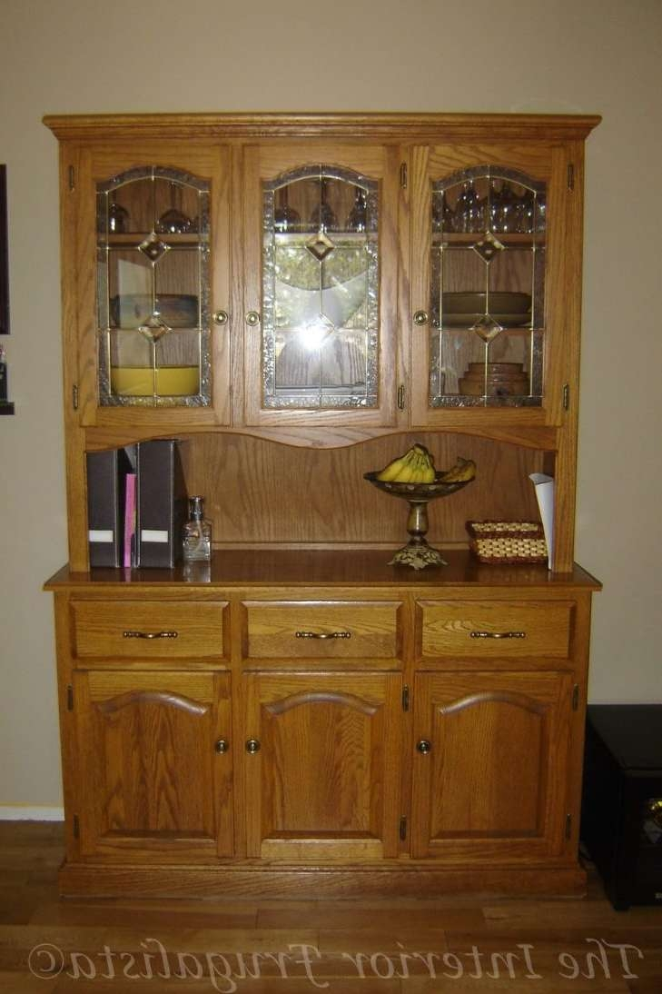 Kitchen Cabinet : Buffet Server Table Rustic China Cabinet Buffet With Regard To Cheap Sideboards Cabinets (Gallery 17 of 20)