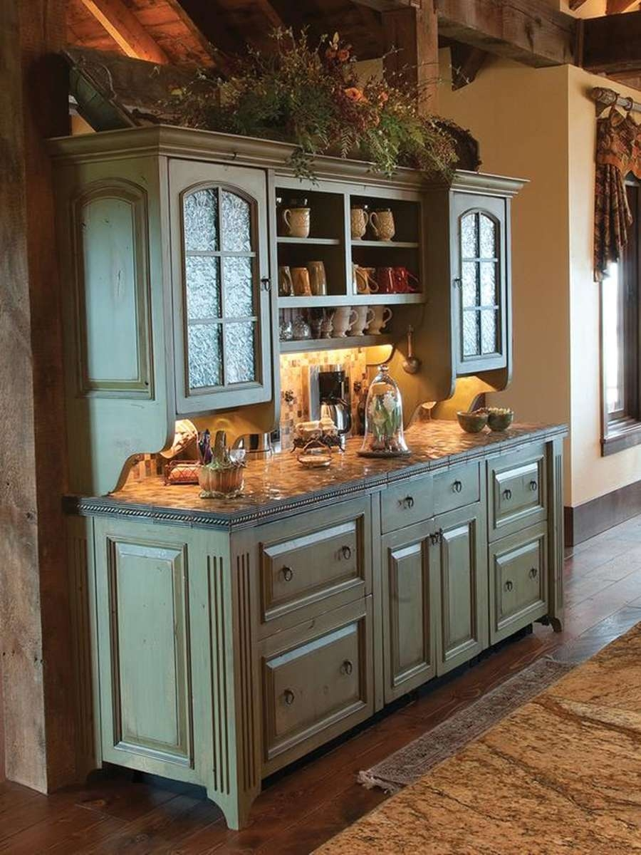 Kitchen Cabinet : Kitchen Server Furniture China Sideboard Hutches With Regard To Sideboards And Hutches (Gallery 17 of 20)