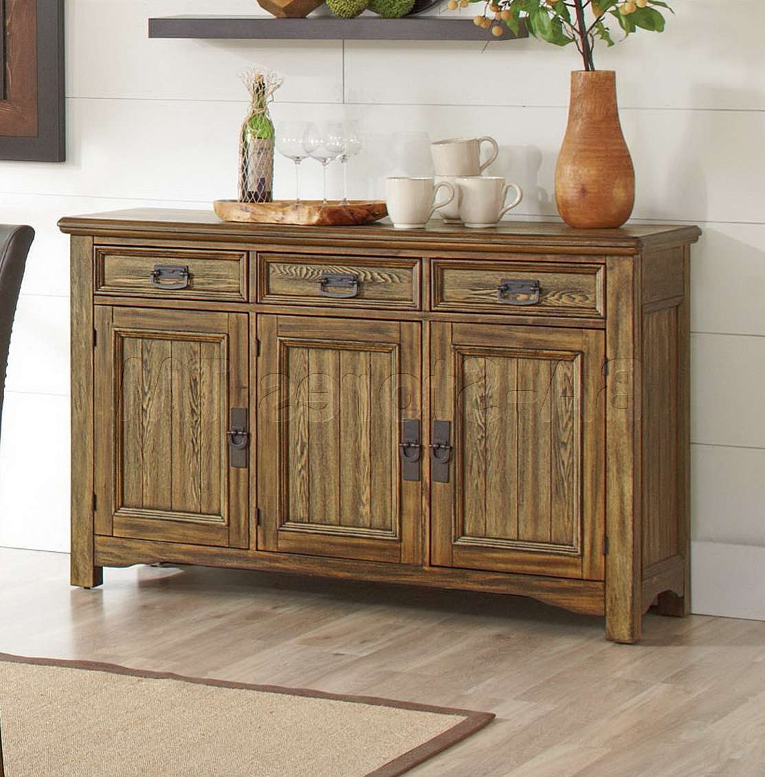 Kitchen Cabinet : Narrow Buffet Table 42 Inch Sideboard Modern Throughout 42 Inch Sideboards (View 7 of 20)