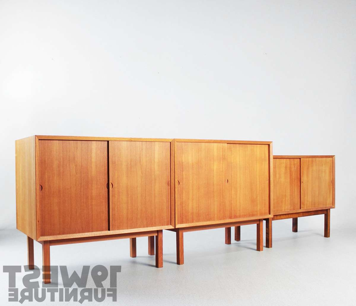 Kleine Sideboards, Poul Cadovius | 19 West Pertaining To Kleine Sideboards (View 8 of 20)