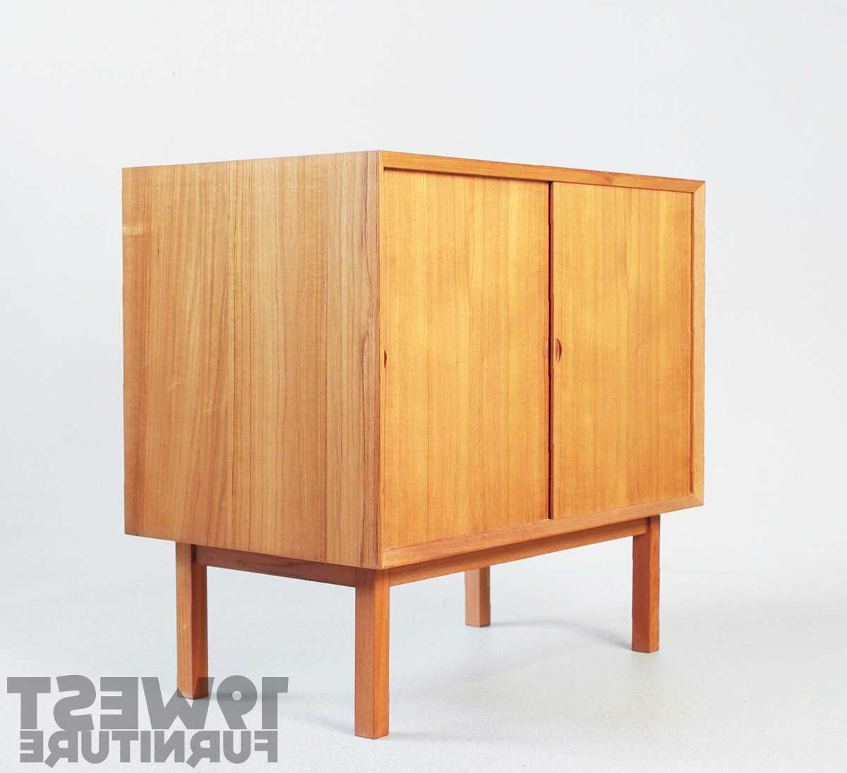 Kleine Sideboards, Poul Cadovius | 19 West With Regard To Kleine Sideboards (Gallery 8 of 20)