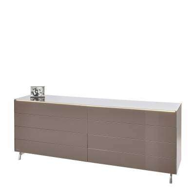kommoden sideboards latest kommode nussbaum schwarz new sideboards from made in good from. Black Bedroom Furniture Sets. Home Design Ideas