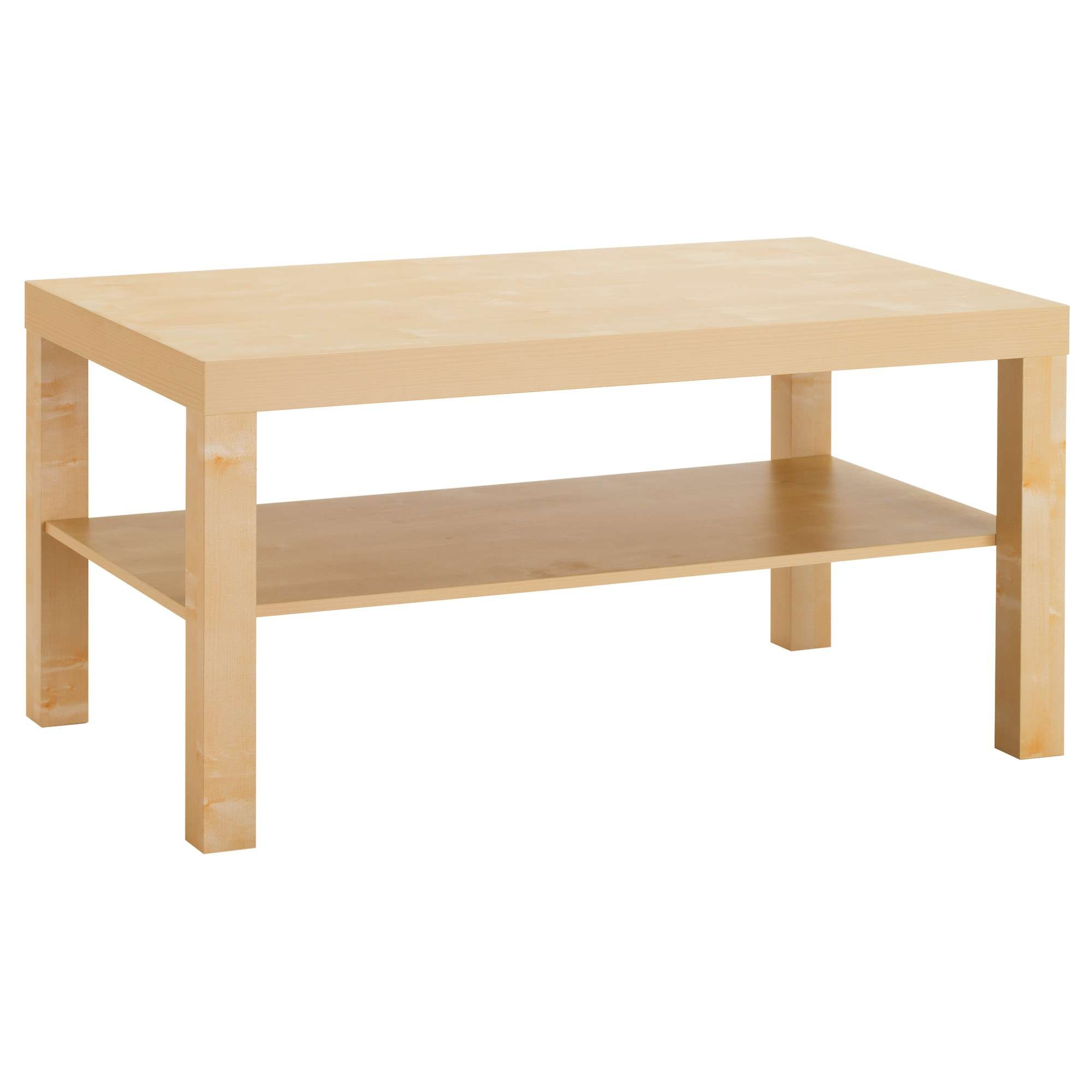 "Lack Coffee Table – Birch Effect, 35 3/8X21 5/8 "" – Ikea Pertaining To Favorite Birch Coffee Tables (View 8 of 20)"