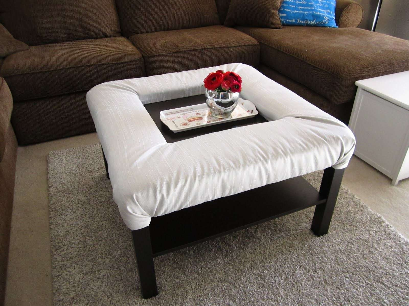 Lack Coffee Table With Footrest – Ikea Hackers In Preferred Coffee Table Footrests (View 2 of 20)