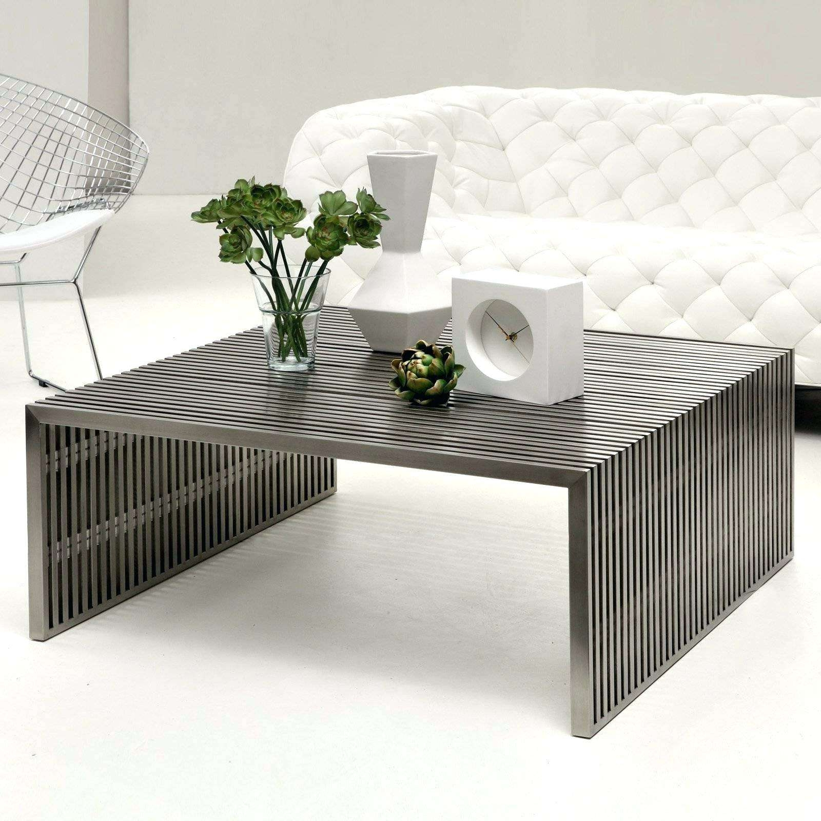 Large Low Coffee Table Square Teak Wood Intended For Tables With With Regard To Trendy Low Coffee Tables With Storage (View 16 of 20)