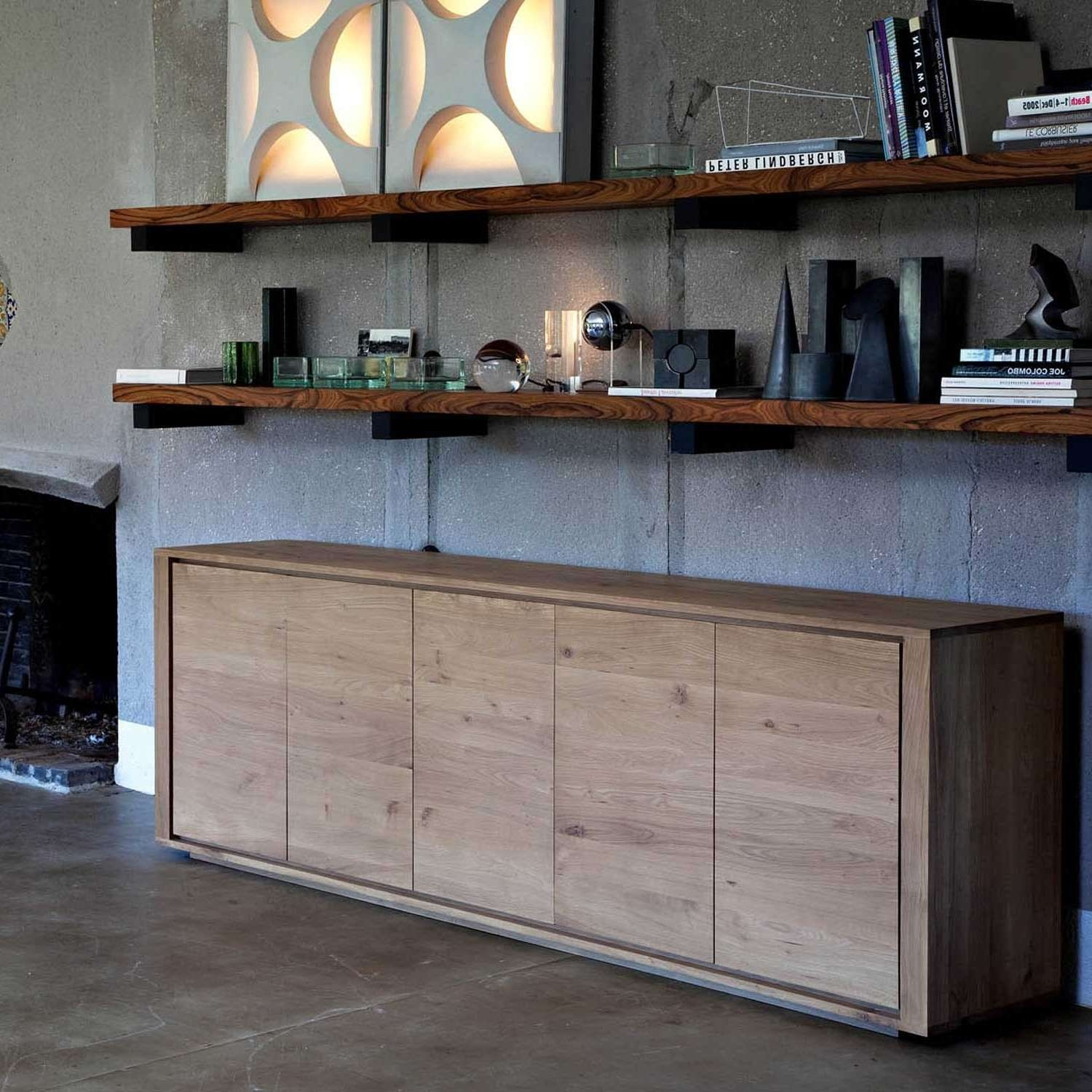 Large Sideboards | Available In Wood, Oak & Teakadventures In Throughout Large Sideboards (View 3 of 20)