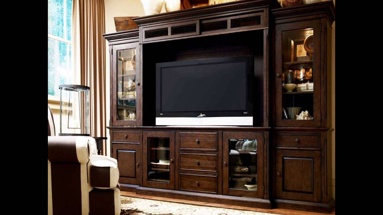 Large Tv Cabinets – Youtube Regarding Large Tv Cabinets (View 10 of 20)