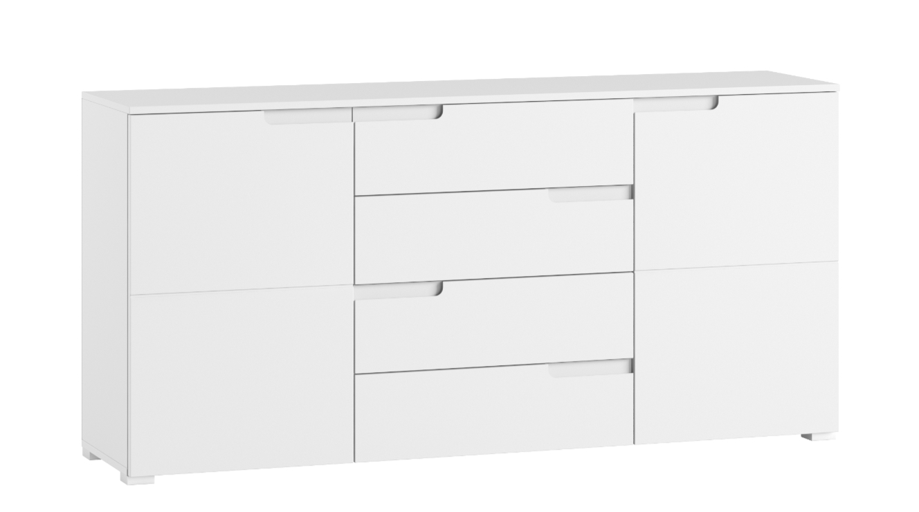 Large White Gloss Sideboardfurniturefactor.co (View 11 of 20)