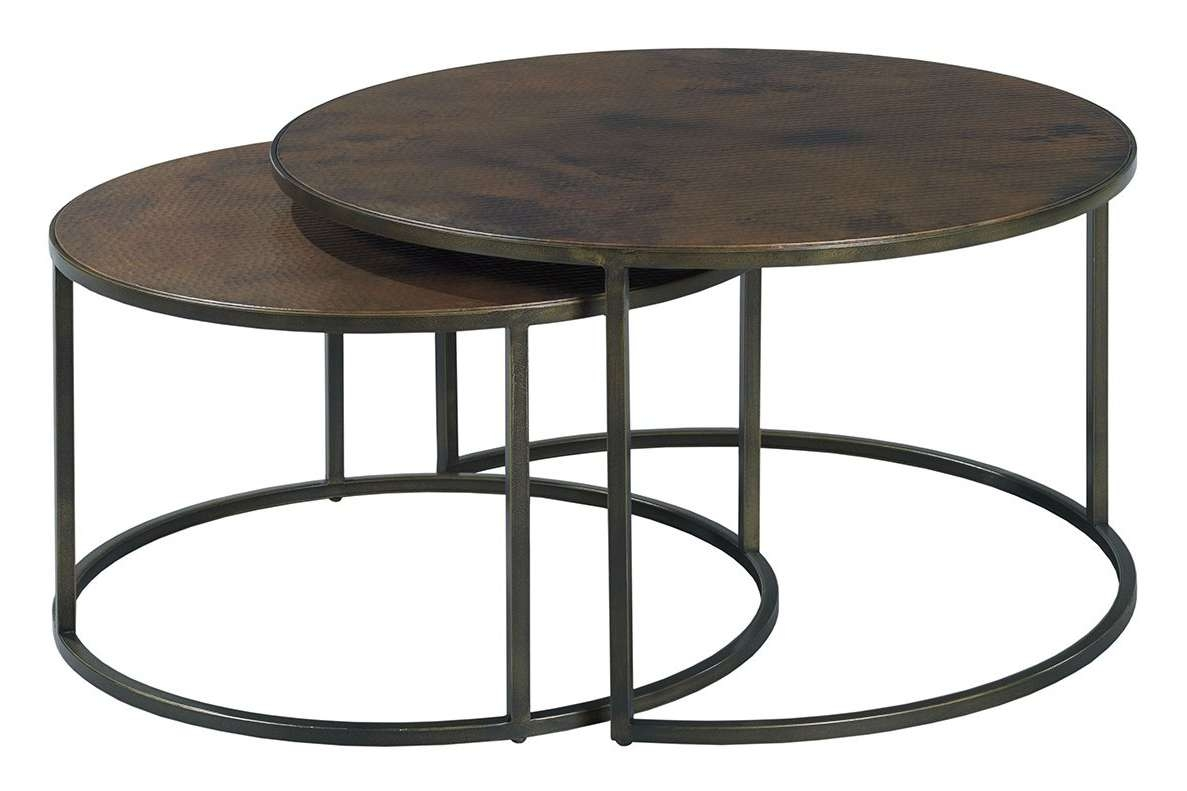 Latest 2 Piece Coffee Table Sets Pertaining To Brayden Studio Hunsicker 2 Piece Coffee Table Set & Reviews (View 7 of 20)