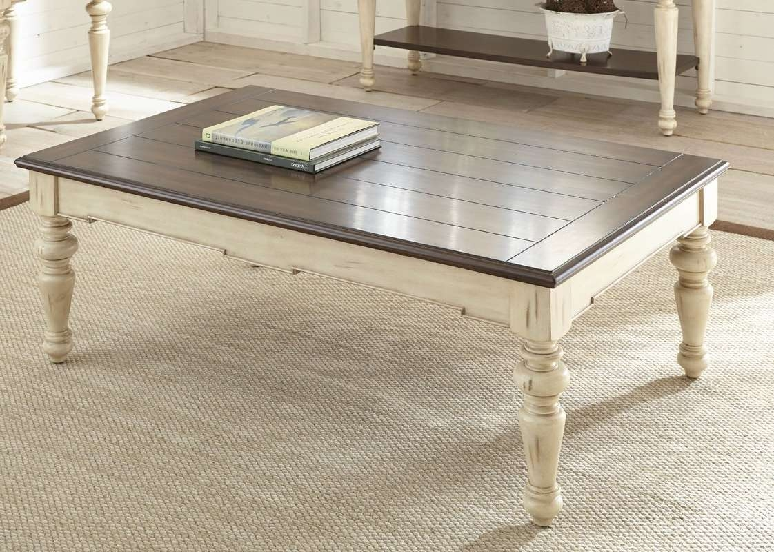 Latest Beige Coffee Tables Regarding August Grove Anita Coffee Table & Reviews (View 8 of 20)